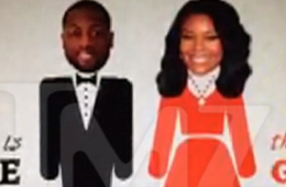 Dwyane Wade and Gabrielle Union Save the Date Video