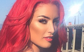 The Distraction: Eva Marie
