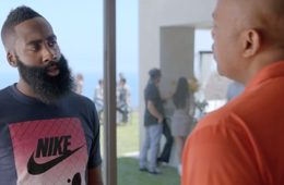 James Harden x Charles Barkley x Scottie Pippen Foot Locker Commercial