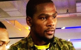 Under Armour Offers Kevin Durant a $265-285 Million Deal