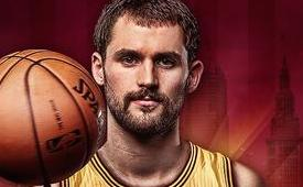 Kevin Love Is Officially On the Cavaliers