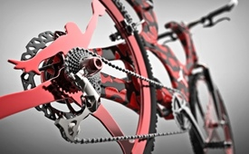 Michael Jordan Inspired Concept Bicycle
