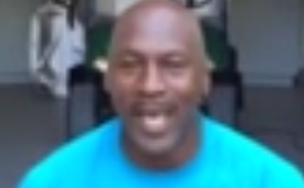 Michael Jordan Steps Up to the ALS Ice Bucket Challenge