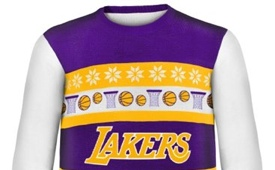 You Can Now Buy NBA Themed Ugly Sweaters
