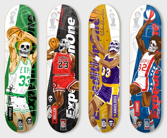 Expedition-One Skateboards Ballin' Series