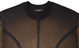 Givenchy Columbian-Fit Basketball Print Tee