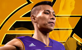 Meet Jeremy Lin at Westfield Mall In Culver City