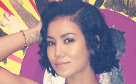 The Distraction: Jhene Aiko