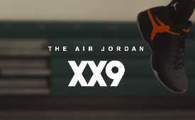 Air Jordan XX9 'Get Up' Commercial