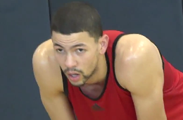 Austin Rivers' Handles Are In FIne Form