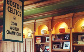 Doc Rivers Has An Amazing Home Office