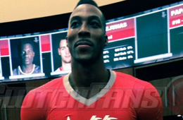 Houston Rockets Unveil New Chinese Alternate Sleeved Jerseys