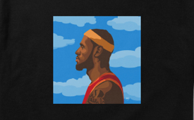 ILTHY LeBron James 'Coming Home' Tee
