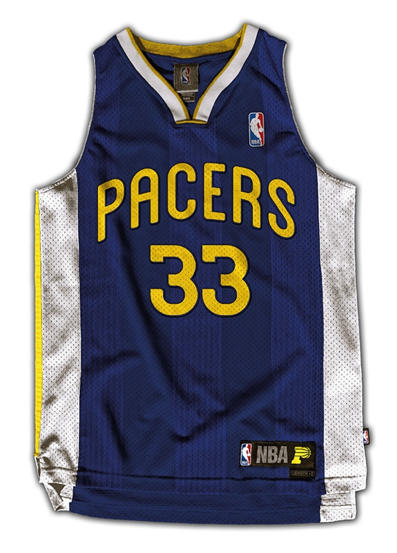 Indiana Pacers Redesign Project