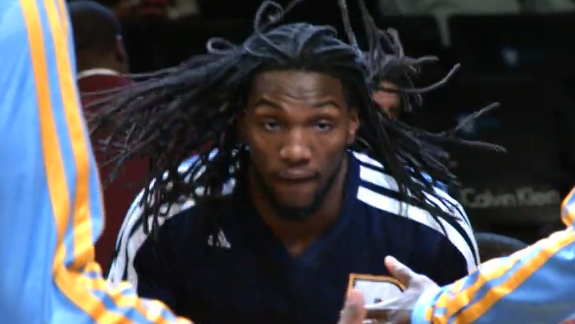 Kenneth Faried 'Man They Call the Manimal' Mix