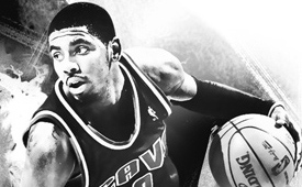 Kyrie Irving 'Abyss' Illustration