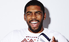Nike World Basketball Festival 2014 with Kyrie Irving