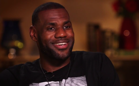 LeBron James Talks Racism, Ray Rice, and Family With Rachael Nichols