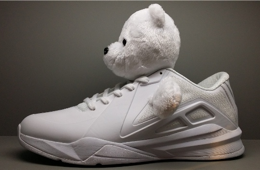 Metta World Peace Shows Off 'The Panda's Friend' Shoe