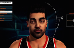 Scan Your Face Into NBA 2K15