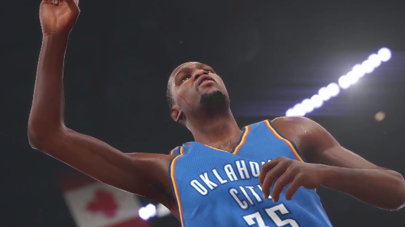 NBA 2K15 'What If' Commercial