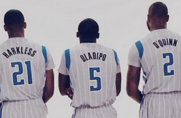 Orlando Magic Unveil Alternate Sleeved Jerseys