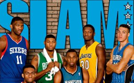 SLAM Recreates It's Famous Rookie Cover From 1996