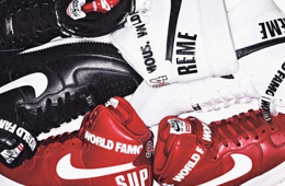Supreme x Nike Air Force 1 Hi Collection Release Date