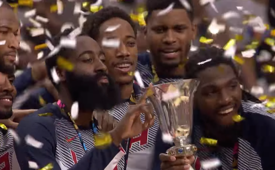 USA Basketball Wins FIBA World Cup Gold