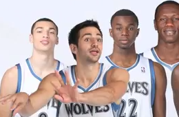 90210 x Timberwolves Intro