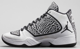 Air Jordan XX9 White/Black