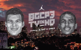 Blake Griffin and Chris Paul 'BGCP3TVinHD' Episode One