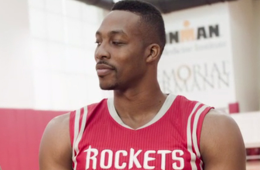New Swingman Jersey Commercial featuring Dwight Howard