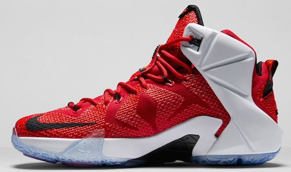 Nike Lebron '12 HRT of a Lion'