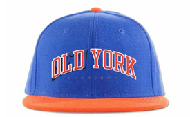 UNDRCRWN Knicks 'Old York' Snapback Hat