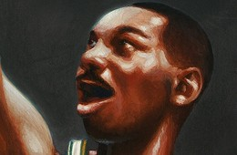U.S. Postal Service Unveils Wilt Chamberlain Stamps