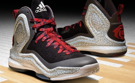 adidas D Rose 5 Boost 'Alternate Away'