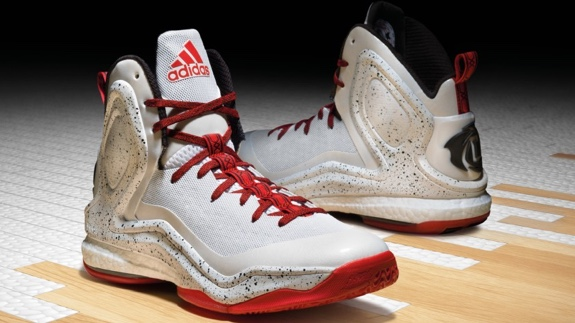 8cd6762f03 adidas D Rose 5 Boost 'Home' – Hooped Up