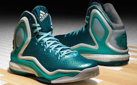 adidas D Rose 5 Boost 'The Lake'