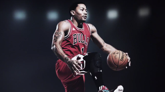 derrick rose adidas commercial