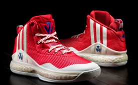 John Wall adidas J Wall 1 'Away' Pack
