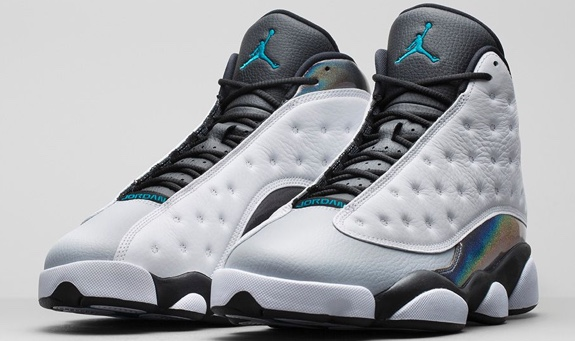 Air Jordan 13 Retro 'Wolf Grey'