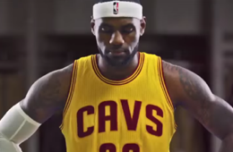 Cleveland Cavaliers 'Put On' Promo Video