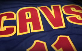 Cavaliers Unveil New Navy Blue Alternate Uniform for 2014-15 Season