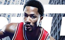 Derrick Rose Gets Cover of ESPN Magazine