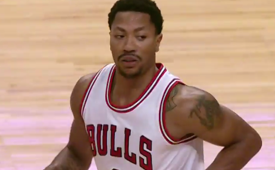 Derrick Rose Looks Good In Bulls Preseason Debut