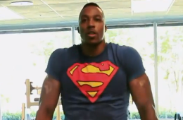 Dwight Howard Superman Workout