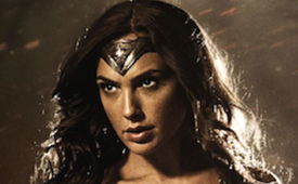 The Distraction: Gal Gadot