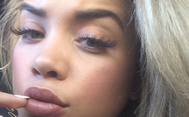 The Distraction: Jasmine Sanders