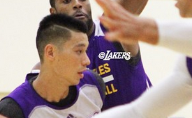 Jeremy Lin Might Start For Lakers Over Steve Nash